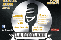 Rigolade comedy club